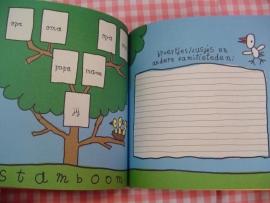 Kraamboek van Babette Harms