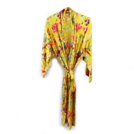 Kimono  Paradise oker - Imbarro