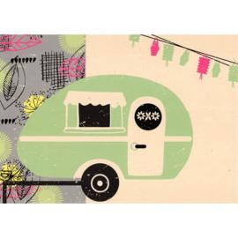 Caravankaart