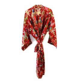 Kimono  Paradise red - Imbarro