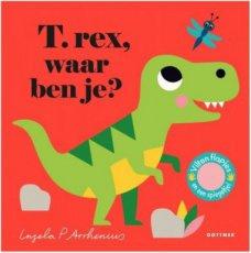T-Rex waar ben je ?