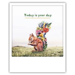 Vandaag is het jouw dag kaart