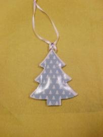 Kerstboom - Blauw