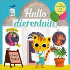Hallo Dierentuin - Ingela P Arhenius