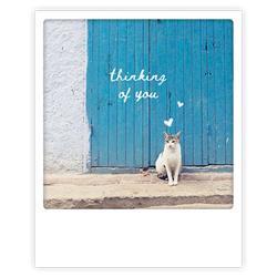 Ik denk aan jou kaart