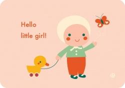 Hello babygirl - Bora