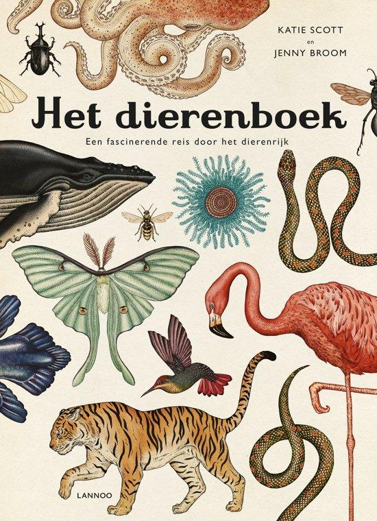 Het Dierenboek - Katie Scott & Jenny Broom