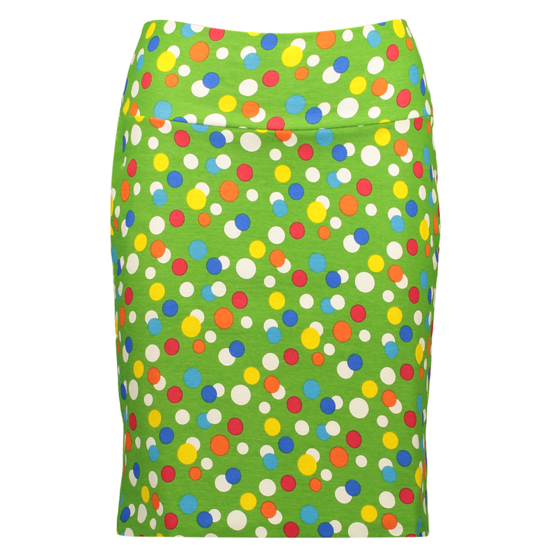 Bakery Ladies - Skirt Spinach