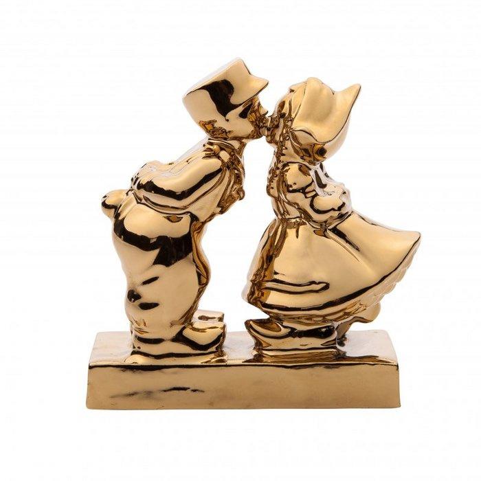 Gouden kussend paar