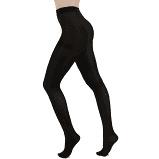 Opaque panty  80 denier- Black