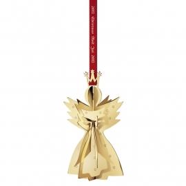 2013 Christmas Mobile Angel, gold
