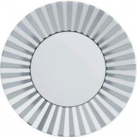 Platinum Ontbijtbord 23 cm Stripes