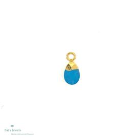 Geboortemaand december- Turquoise
