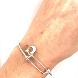 Birthstone Armband met Citrien