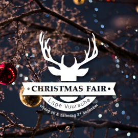 Christmas Fair Lage Vuursche 21 december