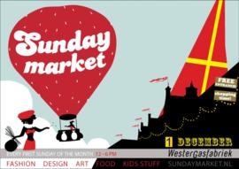 Museum market - zondag  1 december 2020