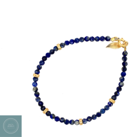 Lapis Lazuli goud