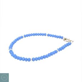 Baby blue armband