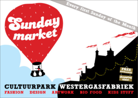 Sunday Market (westergasfabriek) 15 december
