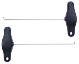 Demontageset voor Mercedes kombi instrument BG69510