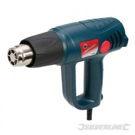 Silverstorm verstelbaar heteluchtpistool 2000 W