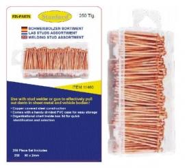 Lasspijkers / Las studs 250 stuks
