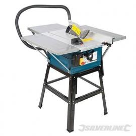 Silverstorm tafelzaagmachine, 254 mm 1600W