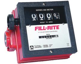 Vloeistofmeter model 901CL