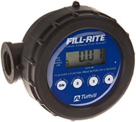 Digitale vloeistofmeter model 825D075BSPPS