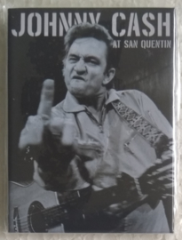 koelkastmagneet Johnie Cash