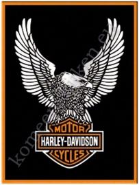 koelkast magneet harley davidson adelaar