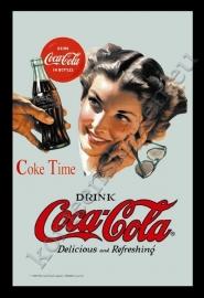 spiegel coca cola meisje