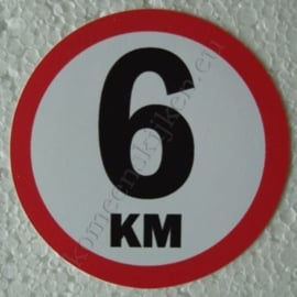 snelheid / km