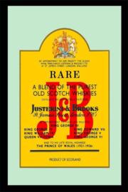 spiegel J&B scotch whiskie