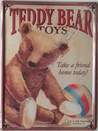 koelkast magneet teddy bear
