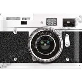 metalen wandplaat camera 20-30 cm