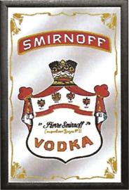bar spiegel Smirnoff vodka