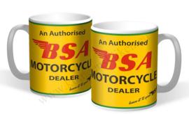 beker BSA motorcycles