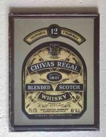 Chivas Regal whiskey reclamespiegel
