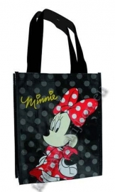 tas minnie mouse zwart