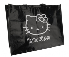 tas hello kitty zwart