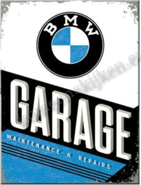 fridgemagnet BMW garage