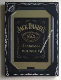 mirror Jack Daniels No 7 straight black