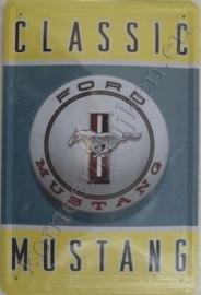 koelkast magneet classic ford mustang
