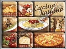 magneetset cucina italiana