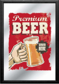 barspiegel premium beer