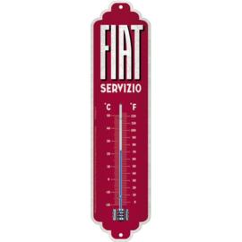 blikken thermometer Fiat
