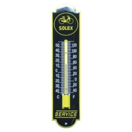 emaille thermometer solex