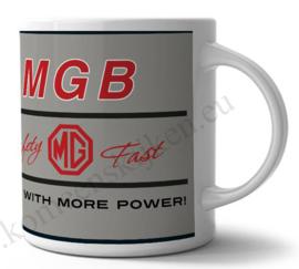 koffiemok MGB