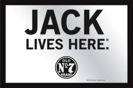 barspiegel Jack lives here